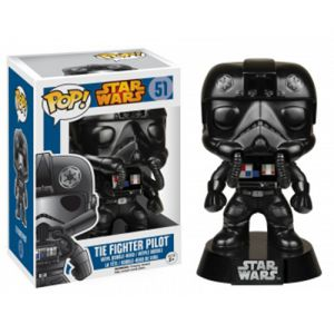 Films  Tie Fighter Pilot - Star Wars (10cm) - Funko POP!