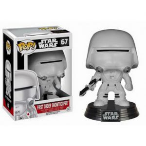Films  First Order Snowtrooper - Star Wars VII The Force Awakens (10cm) - Funko POP