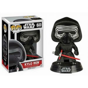 Films Kylo Ren - Star Wars VII The Force Awakens (10cm) - Funko POP
