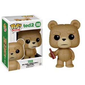 Films  Ted with Beer - Ted 2 The Movie (10cm) - Funko POP