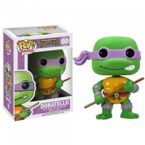 Dessins animés  Donatello - TMNT (10cm) - Funko POP