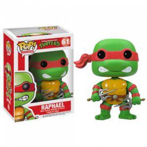 Dessins animés  Raphael - TMNT (10cm) - Funko POP