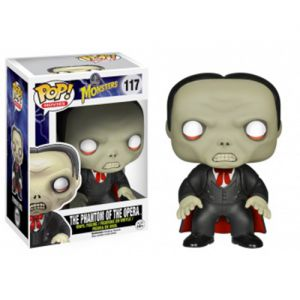Series TV  Phantom Of The Opera - Universal Monsters (10cm) - Funko POP