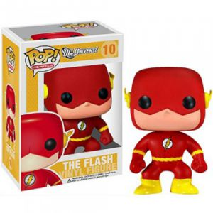 Dessins animés  The Flash - DC Comics (10cm) - Funko POP