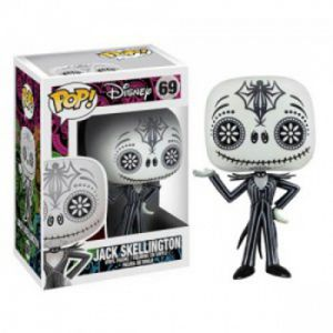 Dessins animés  Jack Skellington Nightmare Before Christmas - Disney (10cm) - Funko POP