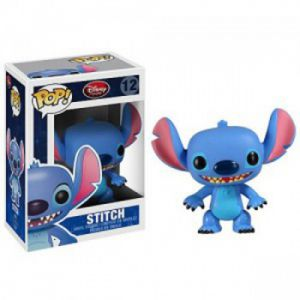 Dessins animés  Stitch - Disney (10cm) - Funko POP