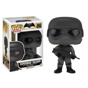 Films  Soldier - Batman VS Superman (10cm) - Funko POP