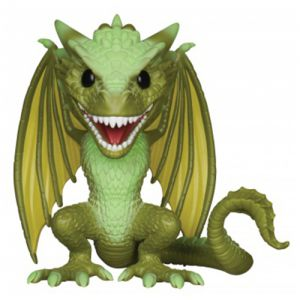 Series TV  Rhaegal Oversized - Game Of Thrones (15cm) - Funko POP