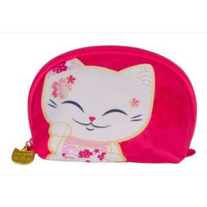 Mani Accessoires  Trousse Maquillage - Chat Mani N°13