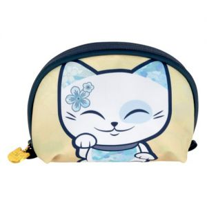 Mani Accessoires  Trousse Maquillage - Chat Mani  N°14