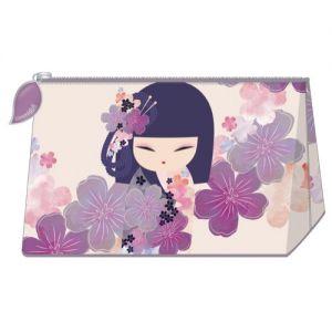 Kimmidoll Accessoires   Kiyomi - Trousse De Maquillage 22*12*6 - Beauté à l'état pur