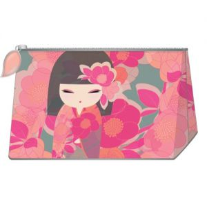 Kimmidoll Accessoires   Mana - Trousse De Maquillage 22*12*6 - Charme