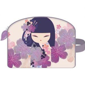 Kimmidoll Accessoires   Kiyomi - Trousse De Maquillage 20*15*7 - Beauté à l'état pur