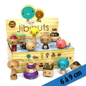 Collections Toyz  Jibibuts (6 à 9cm)