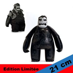 Vinyl  Bill Le Yeti - Version Gangsta Bill (21cm)